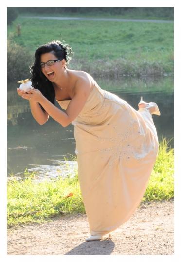 Hochzeitsfotografie Suhl - Liebe entdecken - Tina Schlag Fotografie